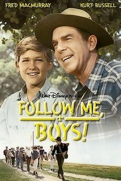 Best Family Movies of 1966 : Follow Me, Boys!