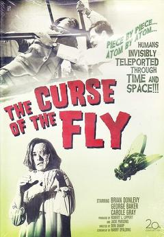 Best Horror Movies of 1965 : Curse of the Fly