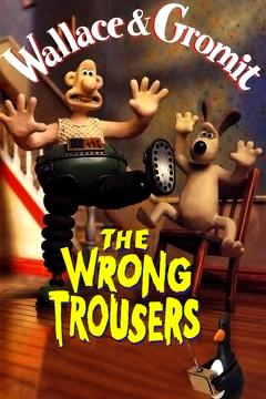 Best Comedy Movies of 1993 : The Wrong Trousers