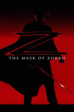 Best Adventure Movies of 1998 : The Mask of Zorro