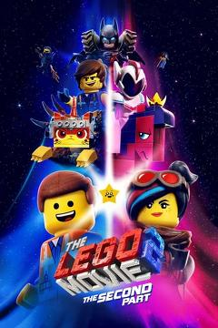 Best Animation Movies of 2019 : The Lego Movie 2: The Second Part