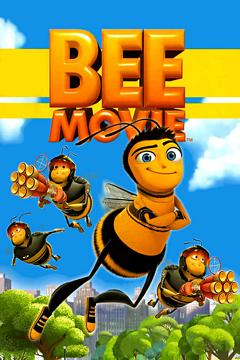 Best Animation Movies of 2007 : Bee Movie
