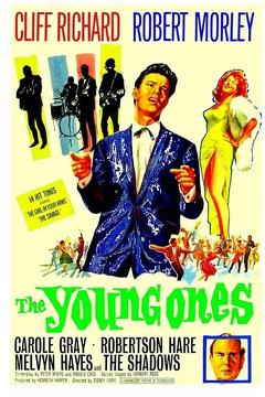Best Music Movies of 1961 : The Young Ones