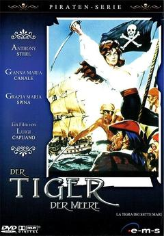 Best Adventure Movies of 1962 : Tiger of the Seven Seas