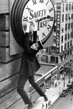 Best Action Movies of 1923 : Safety Last!