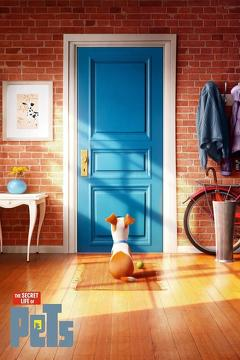 Best Animation Movies of 2016 : The Secret Life of Pets