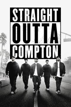 Best Music Movies of 2015 : Straight Outta Compton