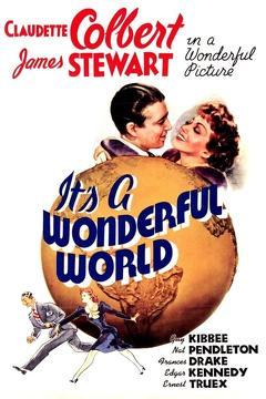 Best Comedy Movies of 1939 : It's a Wonderful World