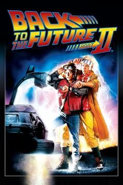 Best Comedy Movies of 1989 : Back to the Future Part II