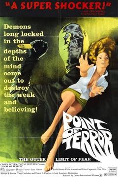 Best Music Movies of 1971 : Point of Terror