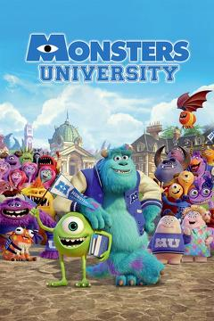 Best Animation Movies of 2013 : Monsters University