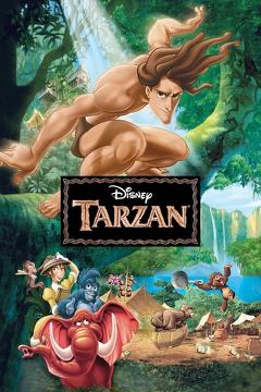 Best Drama Movies of 1999 : Tarzan