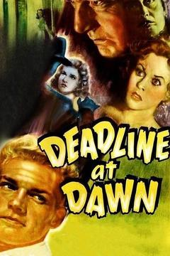 Best Mystery Movies of 1946 : Deadline at Dawn
