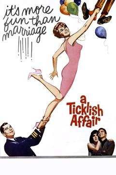Best Comedy Movies of 1963 : A Ticklish Affair
