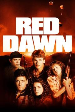 Best Thriller Movies of 1984 : Red Dawn