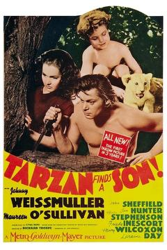 Best Action Movies of 1939 : Tarzan Finds a Son!