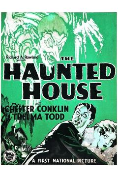 Best Horror Movies of 1928 : The Haunted House