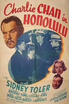 Best Crime Movies of 1938 : Charlie Chan in Honolulu
