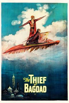 Best Adventure Movies of 1924 : The Thief of Bagdad