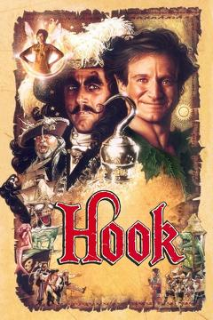 Best Fantasy Movies of 1991 : Hook