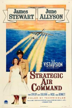 Best Action Movies of 1955 : Strategic Air Command