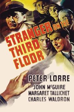 Best Thriller Movies of 1940 : Stranger on the Third Floor