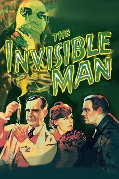 Best Horror Movies of 1933 : The Invisible Man