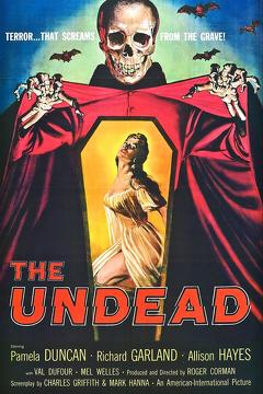 Best Fantasy Movies of 1957 : The Undead