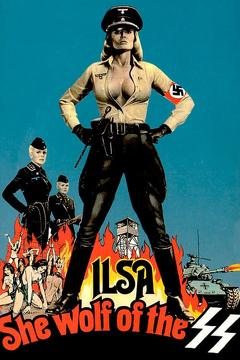Best War Movies of 1975 : Ilsa: She Wolf of the SS