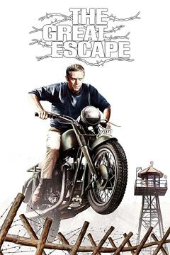 Best Drama Movies of 1963 : The Great Escape