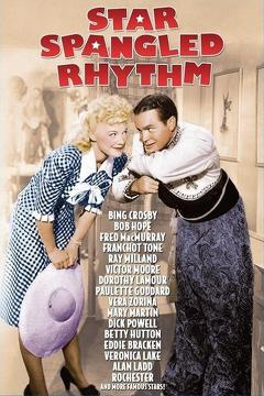 Best Music Movies of 1942 : Star Spangled Rhythm