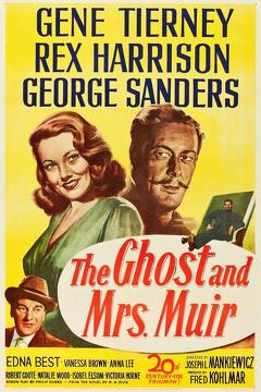 Best Romance Movies of 1947 : The Ghost and Mrs. Muir