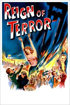 Best Mystery Movies of 1949 : Reign of Terror