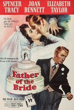 Best Drama Movies of 1950 : Father of the Bride
