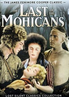 Best Adventure Movies of 1920 : The Last of the Mohicans