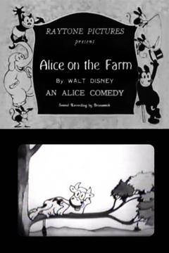 Best Animation Movies of 1926 : Alice on the Farm