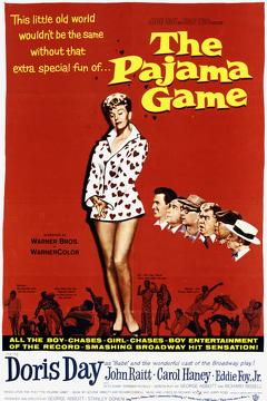 Best Music Movies of 1957 : The Pajama Game