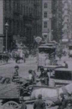 Best Documentary Movies of 1902 : Scene on Lower Broadway