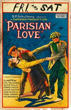 Best Crime Movies of 1925 : Parisian Love