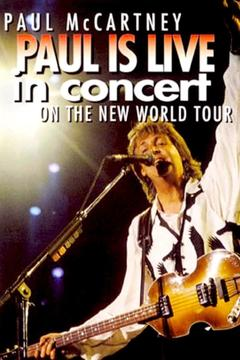 Best Music Movies of 1994 : Paul is Live in Concert on The New World Tour