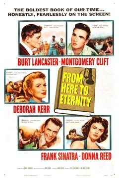 Best Movies of 1953 : From Here to Eternity