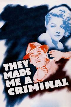 Best Thriller Movies of 1939 : They Made Me a Criminal