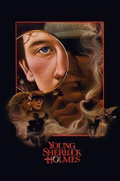 Best Action Movies of 1985 : Young Sherlock Holmes