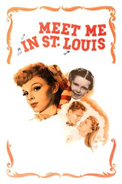 Best Music Movies of 1944 : Meet Me in St. Louis