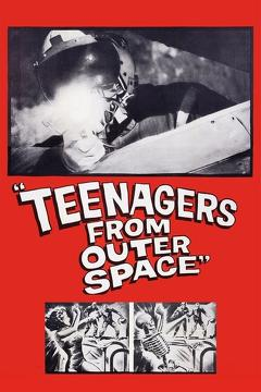 Best Horror Movies of 1959 : Teenagers from Outer Space
