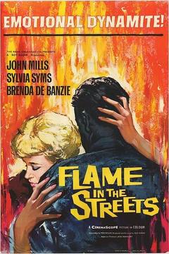 Best Drama Movies of 1961 : Flame in the Streets