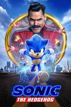 Best Science Fiction Movies of 2020 : Sonic the Hedgehog
