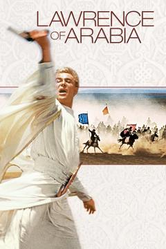 Best War Movies of 1962 : Lawrence of Arabia