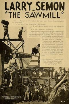 Best Action Movies of 1922 : The Sawmill