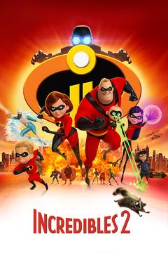 Best Animation Movies of 2018 : Incredibles 2